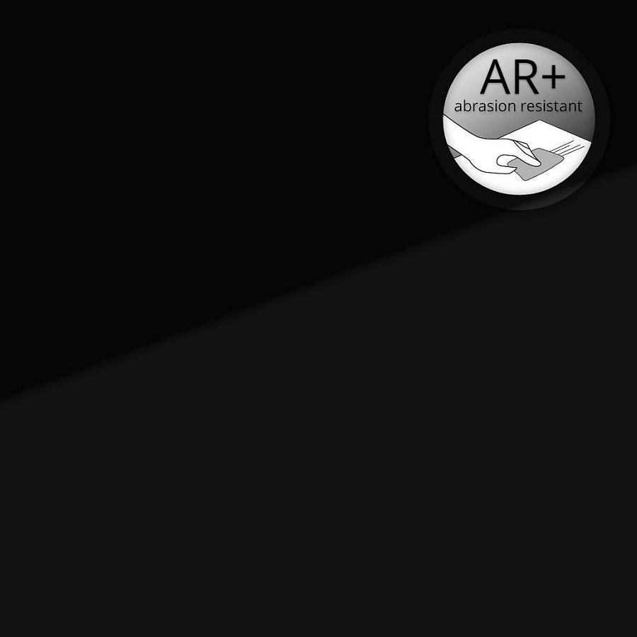Panel decorativo 17917 uni nero ptica de cristal negro - Panel decorativo cocina ...