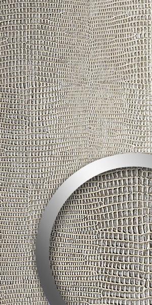 wallface_panel_de_pared_leather_collection_leguan_gris