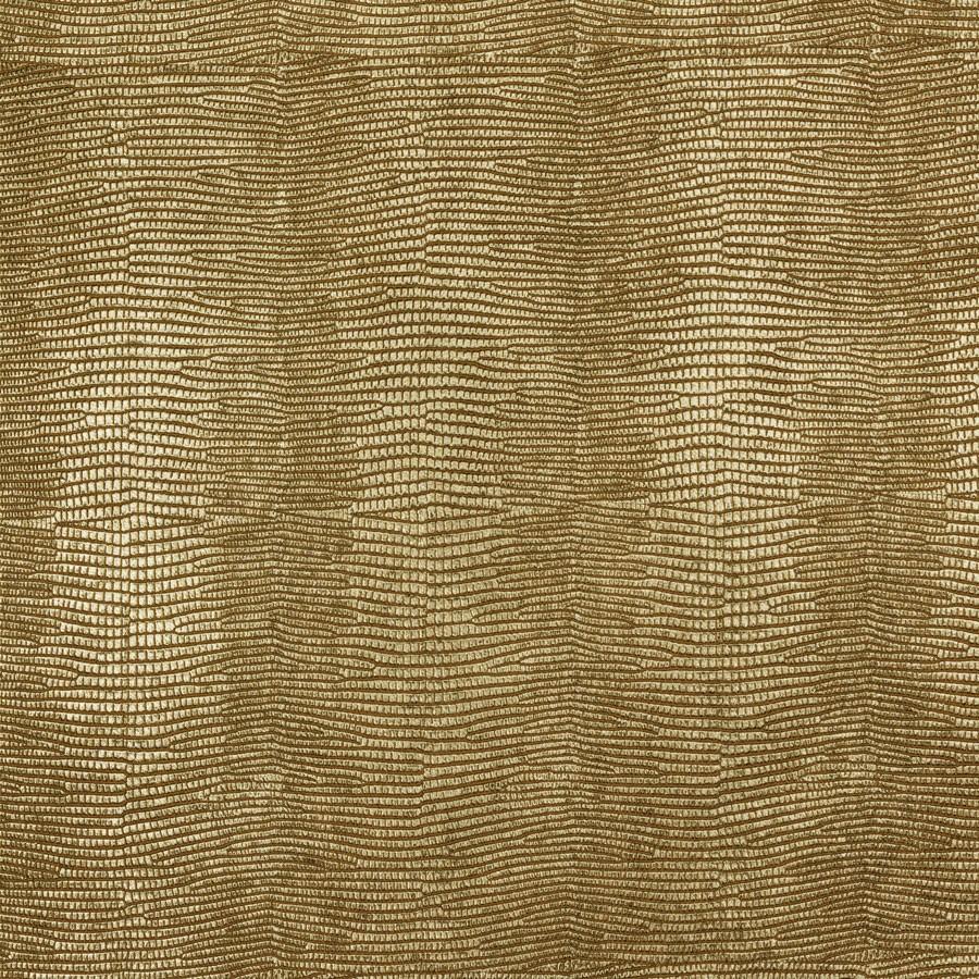 Настенное покрытие гладкое матовое имитация натуральной кожи WallFace 19778 Antigrav LEGUAN Gold Настенная панель с имитацией кожи игуаны самоклеящаяся золотая  2,6 м2