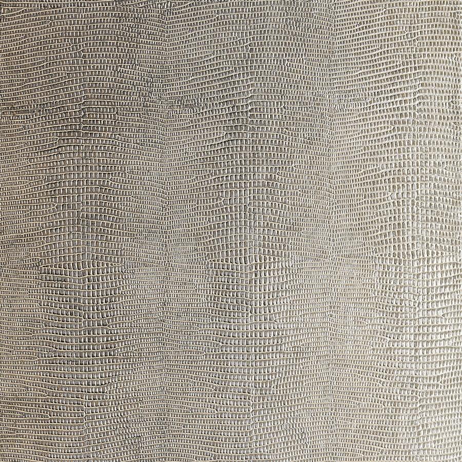 Настенное покрытие гладкое матовое имитация натуральной кожи WallFace 19781 Antigrav LEGUAN Silver Настенное покрытие с имитацией кожи игуаны самоклеящаяся серебряная зелёно-серая  2,6 м2