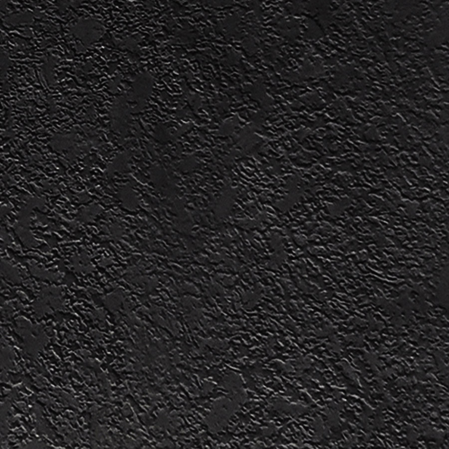 Настенное покрытие бархатистое матовое с эффектом ткани WallFace 22716 LAVA VELVET Coal Настенное покрытие под камень самоклеящаяся чёрная 2,6 м2