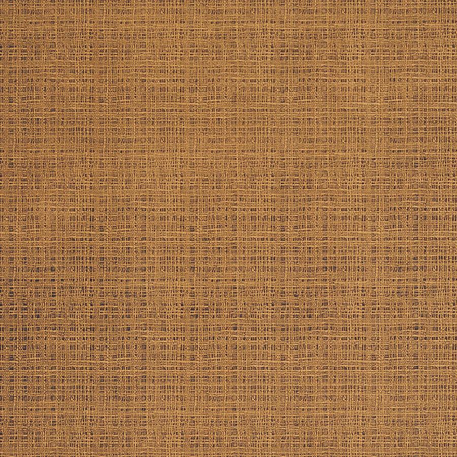 Настенное покрытие гладкое глянцевое имитация натуральной кожи WallFace 22814 GRID Gold Настенное покрытие с однотонной поверхностью самоклеящаяся золотая 2,6 м2