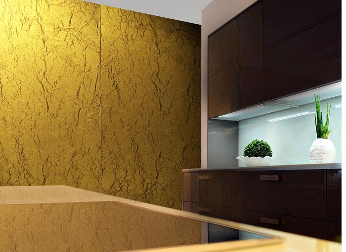 Leder optik wandpaneele dekorplatten wallface - Pannelli decorativi murali ...