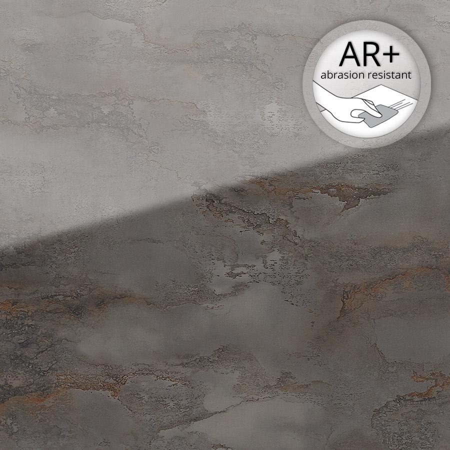 Wandverkleidung 20223 GENESIS Grey AR+ Glas-Optik grau