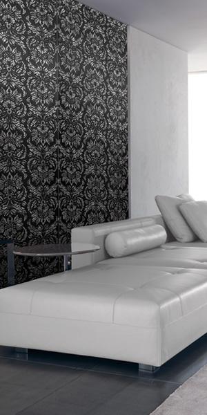 wandpaneel-barock-dekorpaneel-schwarz-silber-interieur